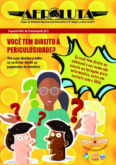 SNA Periculosidade Florianópolis/SC - Junho/2017
