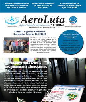 Jornal Aeroluta - SNA - Setembro