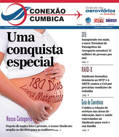 Jornal Conexão Cumbica