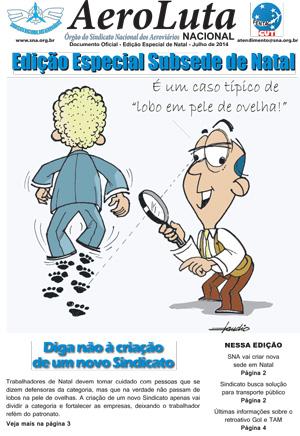 Jornal AeroLuta (SNA)