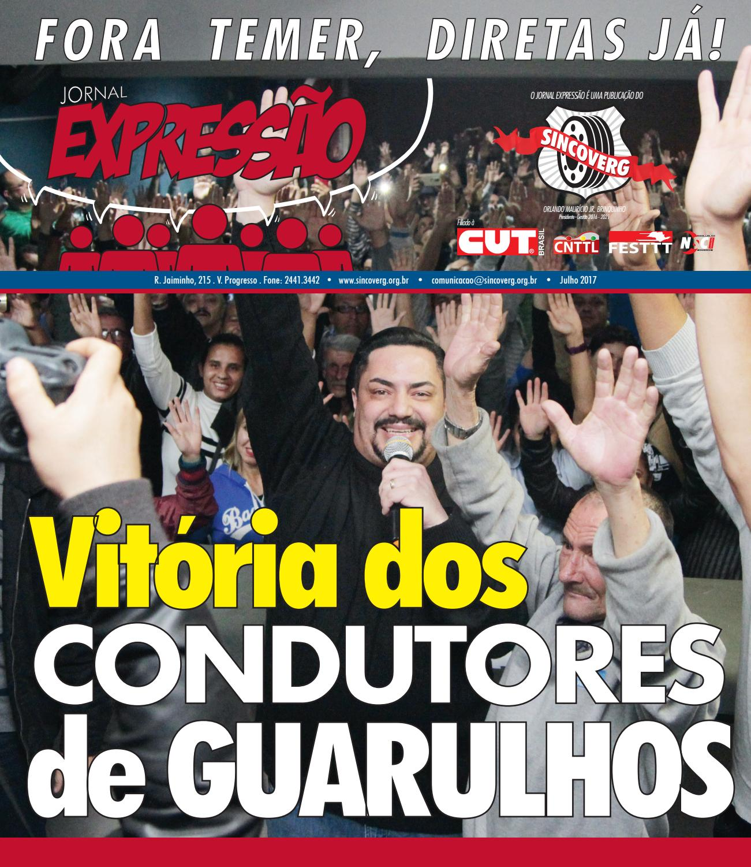 Jornal Expressão - Sincoverg