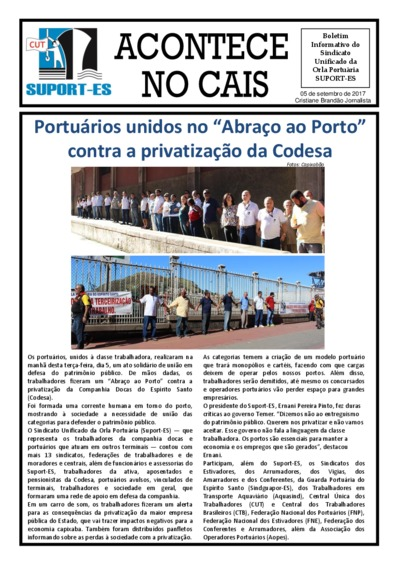 Acontece no Cais - Set/17