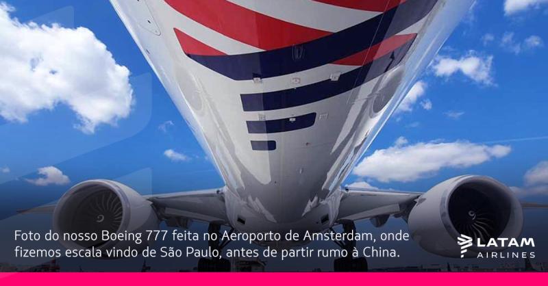 Imagem de Aviação: Sindicatos filiados à FENTAC conversam com LATAM sobre situação financeira da companhia