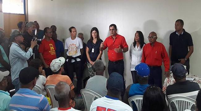 Imagem de  Bahia: Sindicato participa de homenagem ao Dia do Rodoviário Aposentado