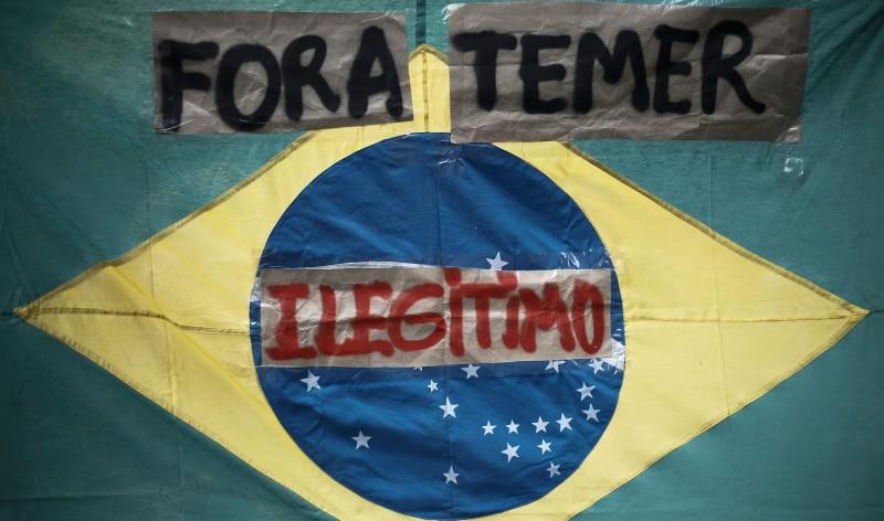 Imagem de Datafolha:  Para 73% dos brasileiros, Temer é  corrupto