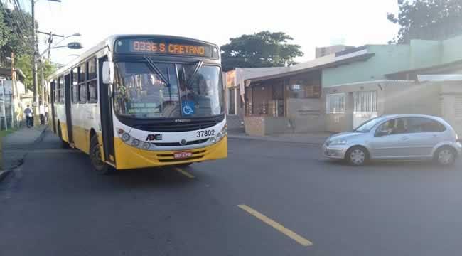 Imagem de Bahia: Rodoviários voltam a circular na região do Engenho Velho, em Salvador