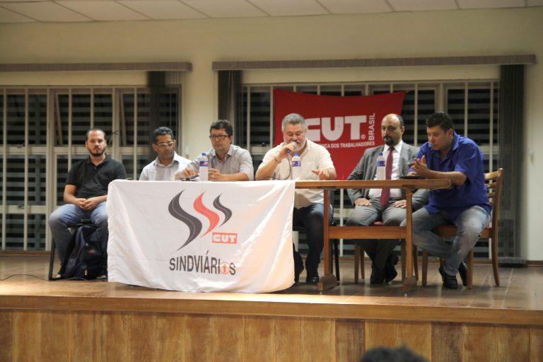 Imagem de Campinas: Agentes de trânsito na EMDEC aprovam pauta de reivindicações da Campanha Salarial
