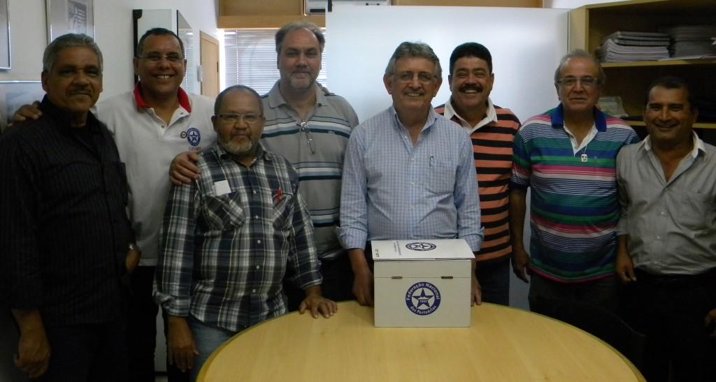 Imagem de Espírito Santo: Nova diretoria da Federação Nacional dos Portuários toma posse nesta sexta-feira (9)