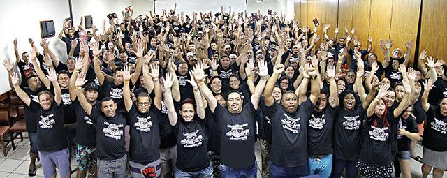 Imagem de Guarulhos: Condutores começam Seminário preparatório para a Campanha Salarial 2018 neste sábado (17)
