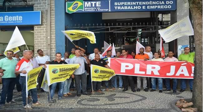 Imagem de Bahia: Rodoviários aguardam proposta de patrões sobre PLR