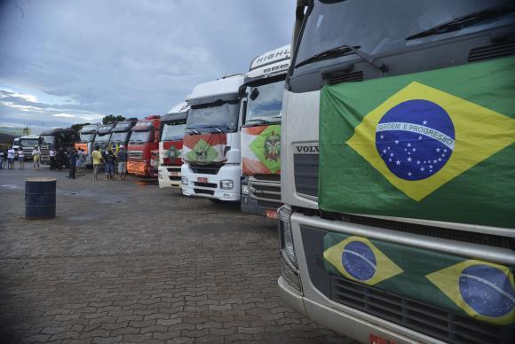 Imagem de Brasília: Comissão de Justiça e Cidadania deve votar projeto que regulamenta preço mínimo do frete nesta terça (6)