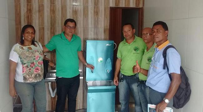 Imagem de Bahia: Rodoviários entregam novo espaço módulo de conforto para a categoria