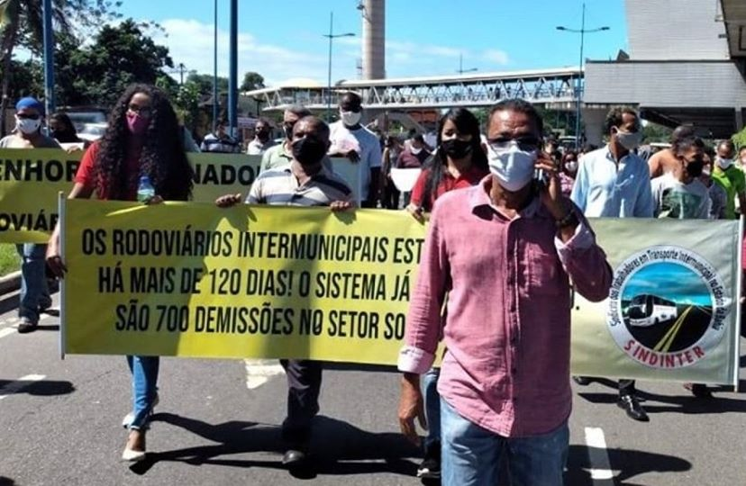 Imagem de Bahia: Rodoviários Intermunicipais entrarão na modalidade Lay-off