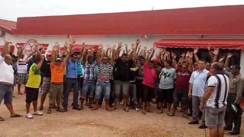 Imagem de Rondônia: Rodoviários da Usina de Santo Antônio entrarão em greve nesta-feira (14)