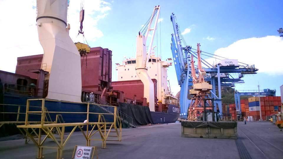Imagem de Espírito Santo: Portuários na Codesa aprovam greve nos dias 6, 7 e 8 de novembro