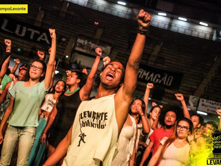 Imagem de MG: Lula participa de ato do Levante Popular da Juventude