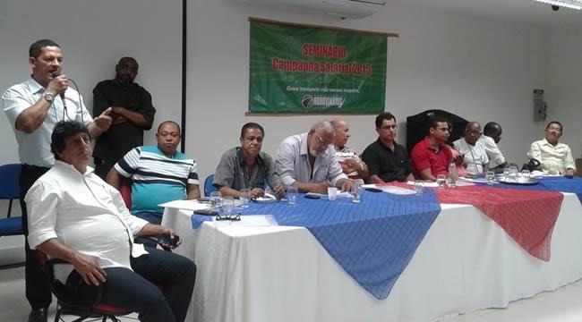 Imagem de Bahia: CNTTL/CUT participa de Seminário de abertura da Campanha Salarial dos Rodoviários