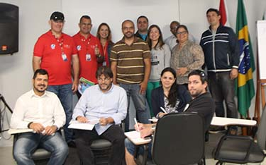Imagem de Florianópolis: Aeroviários na VRG aprovam parcelamento do retroativo da periculosidade