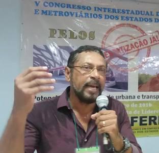 Imagem de Bahia/Sergipe: Paulino Moura é o novo Coordenador Geral do Sindiferro