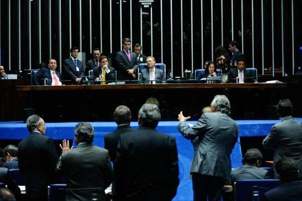 Imagem de Senado elege comissão do impeachment