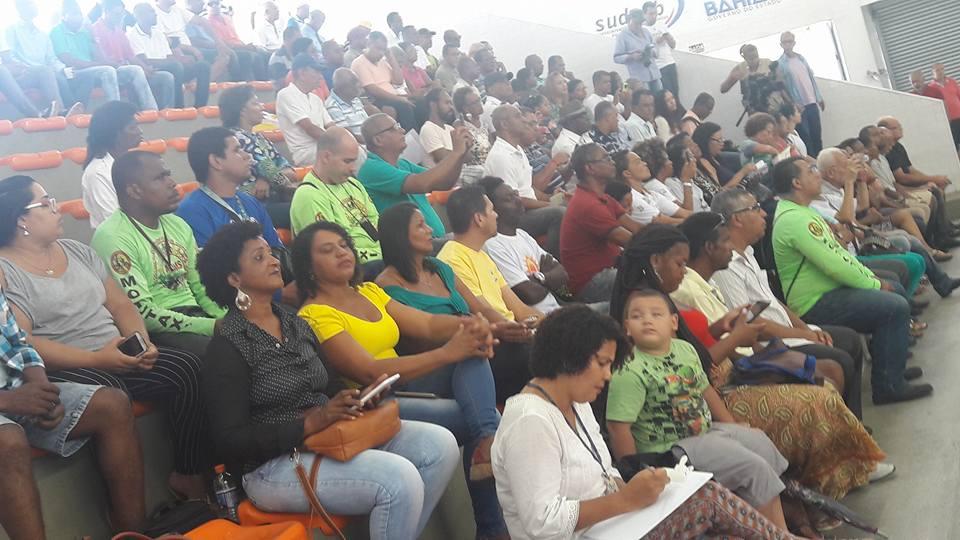 Imagem de  Bahia: Rodoviários participam de audiência pública para discutir transporte na capital baiana