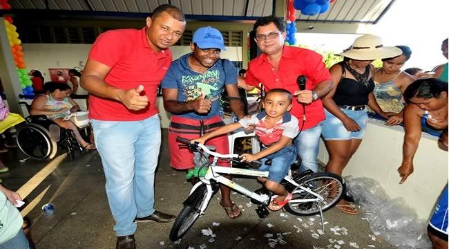 Imagem de Bahia: Sindicato dos Rodoviários promove festa do Dia das Crianças