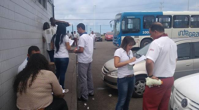Imagem de Bahia: Sindicato faz pesquisa com os rodoviários para detectar os problemas da categoria