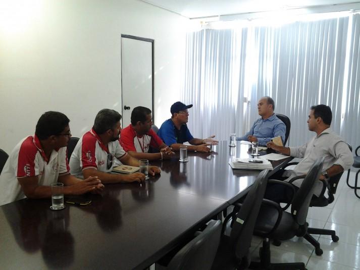 Imagem de Alagoas: Sindicato dos Rodoviários se reúne com Arsal para debater melhorias para a categoria