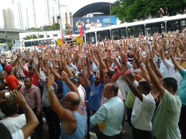 Imagem de RN: Sem acordo na Campanha Salarial, rodoviários decidem cruzar os braços