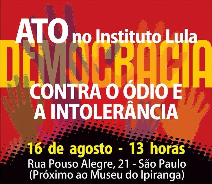 Imagem de CNTTL/CUT manifesta apoio ao companheiro Lula