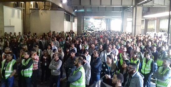 Imagem de Campanha Salarial: Aeroportuários em Campinas e Guarulhos aprovam reajuste salarial