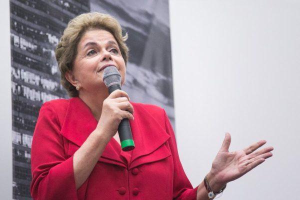 Imagem de Dilma: