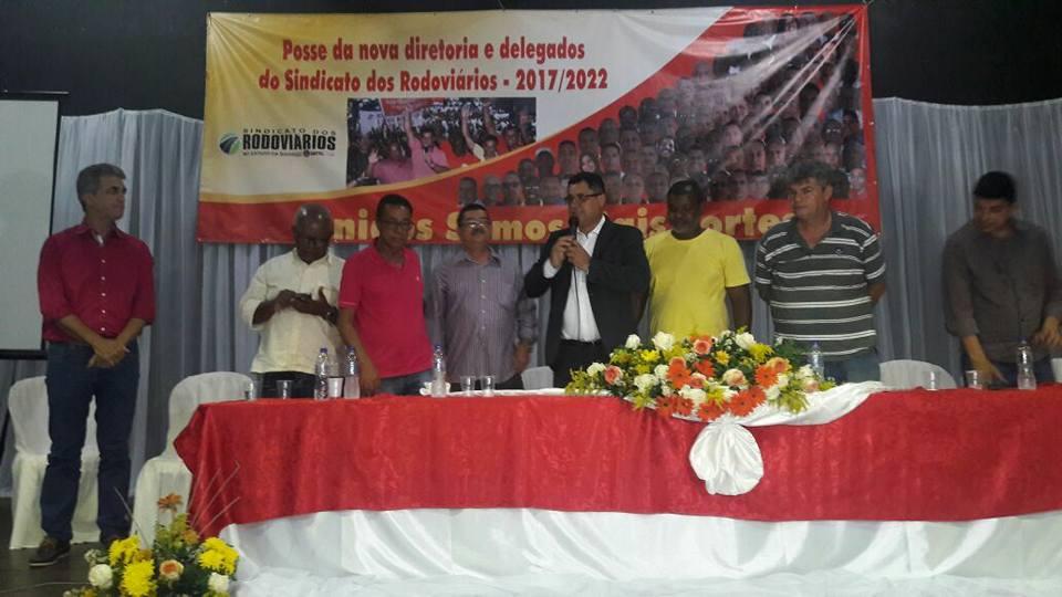 Imagem de Bahia: Nova direção do Sindicato dos Rodoviários toma posse