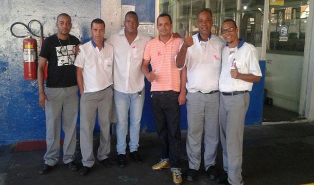 Imagem de Bahia: Rodoviários são eleitos para a CIPA na CSN