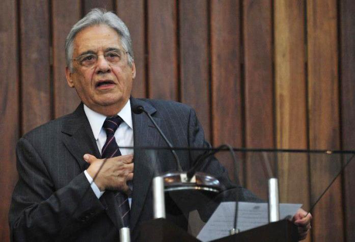 """Imagem de Petrobras: FHC admite saber que estatal era """"escândalo"""" desde 1996"""