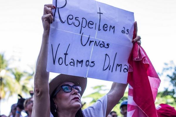 Imagem de Contra o golpe no Brasil, juízes latino-americanos divulgam manifesto