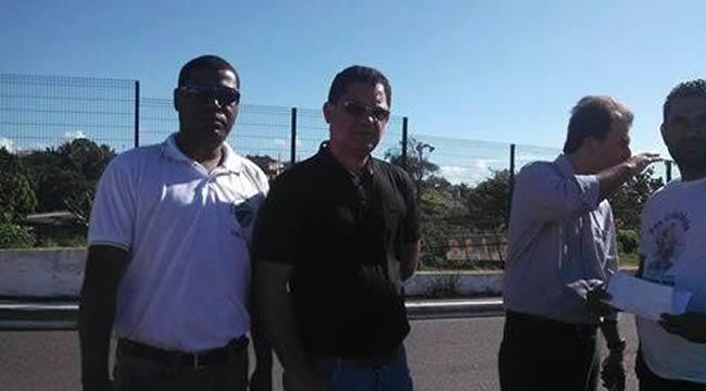 Imagem de Bahia: Sindicato dos Rodoviários inspeciona terminal de ônibus