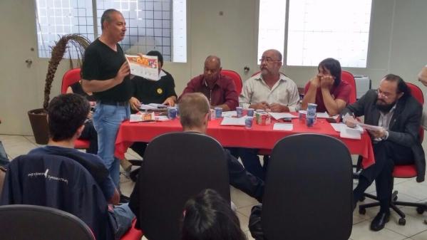 Imagem de 29 de maio: Ramo do transporte paulista confirma participação no Dia Nacional de Luta