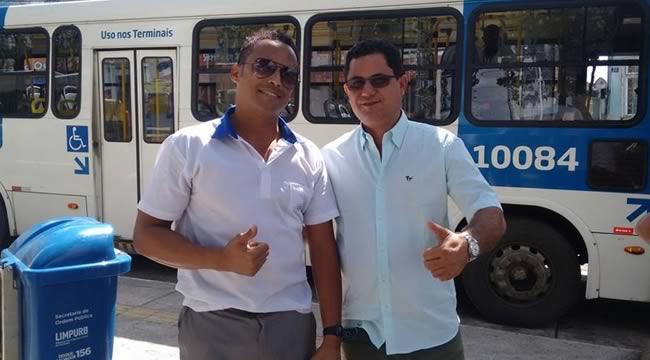Imagem de Bahia: Rodoviários continuam vistorias nos pontos finais em Salvador