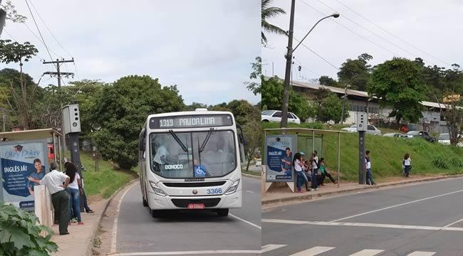 Imagem de Feira de Santana: Radar mal posicionado prejudica rodoviários