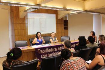 Imagem de Coletivo define Encontro Estadual de Mulheres e 8 de março