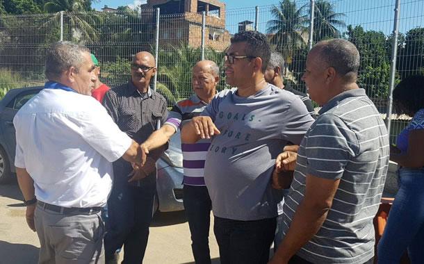 Imagem de Bahia: Rodoviários na Estação Mussurunga enfrentam problemas nas condições de trabalho