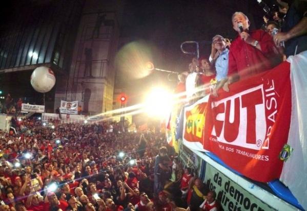 Imagem de SP: Plenária Nacional de sindicalistas com Lula em Defesa da Democracia e dos Direitos acontece nesta quarta (23)