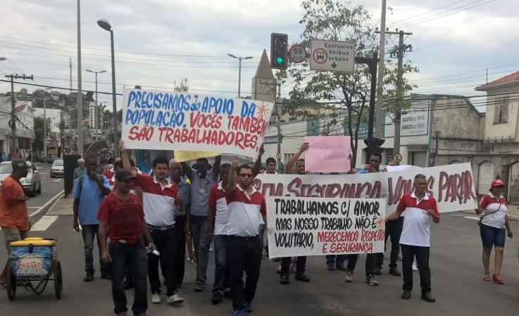 Imagem de Juiz de Fora (MG): Rodoviários participam de reunião com Secretaria de Segurança e Transportes para debater falta de segurança nos ônibus