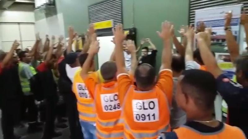 Imagem de Aeroviários aprovam pauta de reivindicações da Campanha Salarial