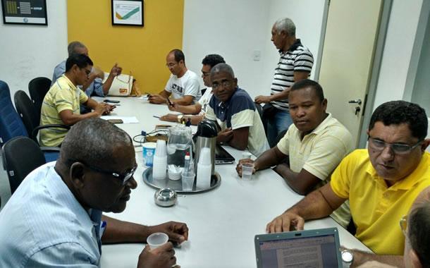 Imagem de Bahia: Rodoviários debatem PLR com as empresas