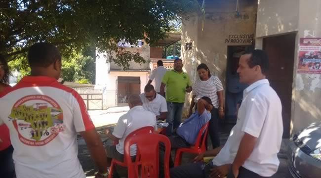 Imagem de Bahia: Rodoviários visitam terminais para identificar dificuldades da categoria