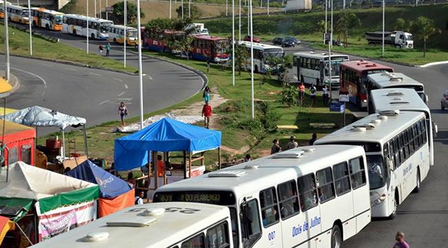 Imagem de Bahia: Sindicato dos Rodoviários cobra da PM medidas urgentes de segurança