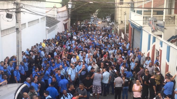 Imagem de Guarulhos: Após paralisação, motoristas e cobradores conquistam reajuste salarial de 5,07% e garantia de todos os direitos