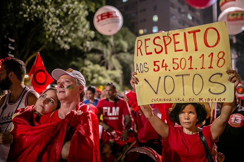 Imagem de ABC: Lula participa de ato contra o golpe nesta segunda (4)